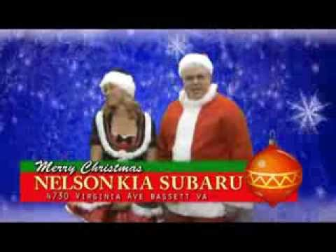 nelson kia christmas commercial