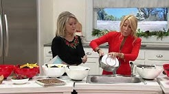 Squeebie Multi-Purpose Mixing Bowl by Lori Greiner on QVC