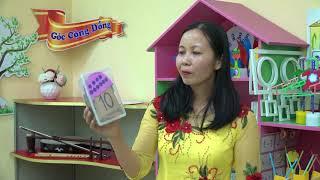 Phong trào tự làm đồ dùng dạy học cấp tiểu học huyện Giao Thủy