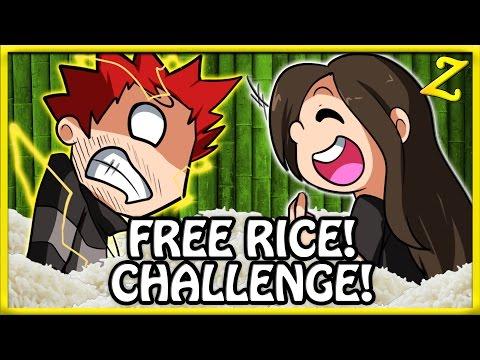 A SHOCKING TWIST!! | Free Rice Challenge! (Ft. Cheese)