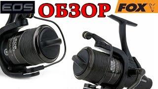 Обзор карповой катушки FOX EOS 10000