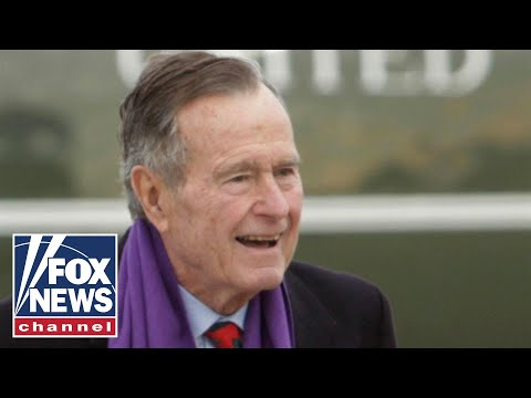 Condoleezza Rice: George H.W. Bush never stopped living