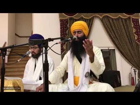 Bhai Sukha Singh UK   Fremont 01 July 2017   Itihaas History Katha
