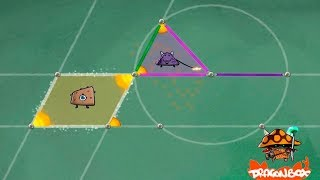 DragonBox: Elements - Geometry Proofs #4. Fun game for kids.