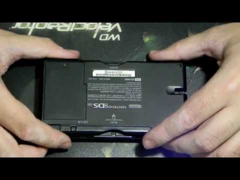 DS-Lite Repair: Battery, Power, and Card Slot (Part 1)