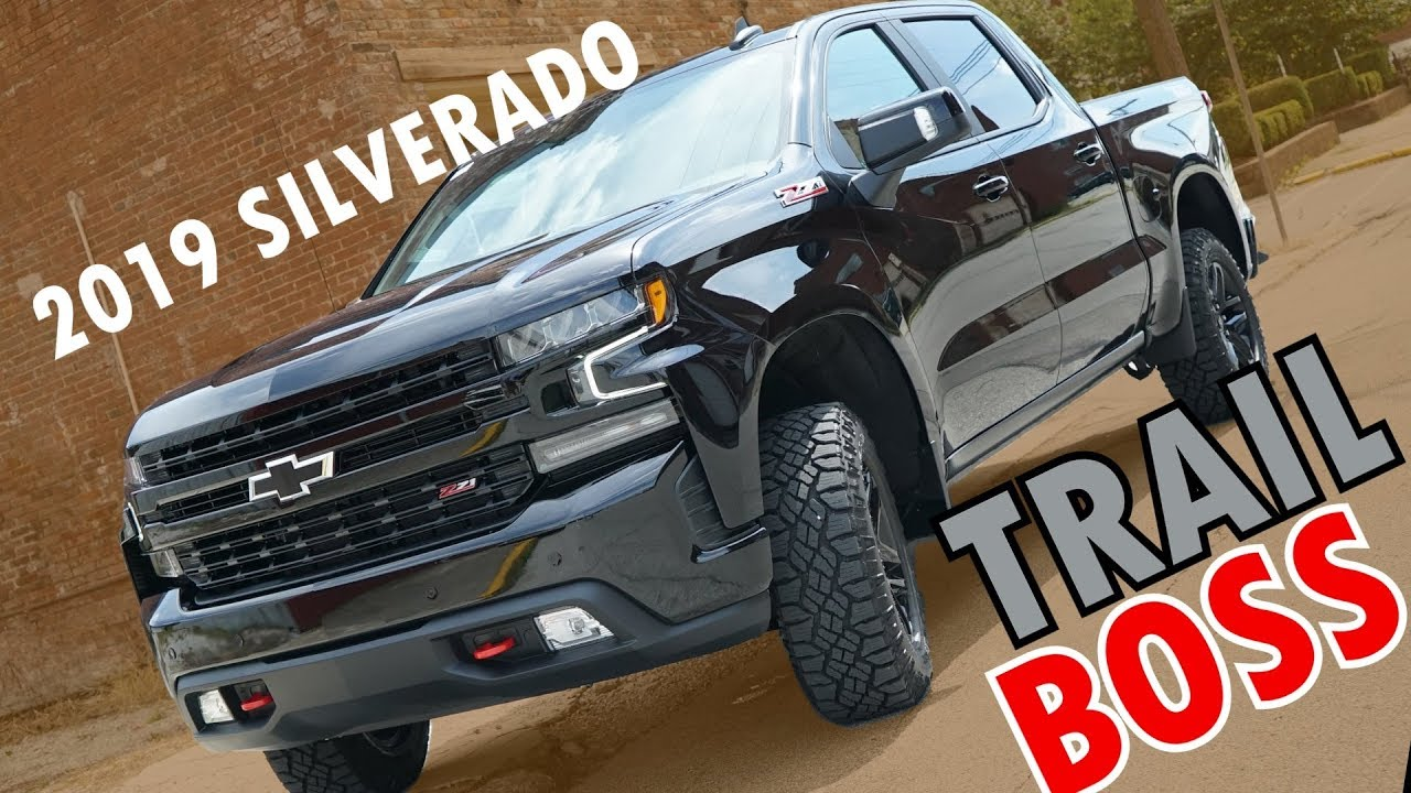 2019 Chevrolet Silverado Trail Boss + Lexington Kentucky ...