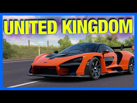 Forza Horizon 4 : United Kingdom.