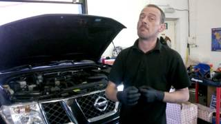 How to diagnose nissan engine faults