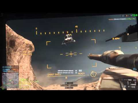 Battlefield 4 144Hz Monitor gameplay