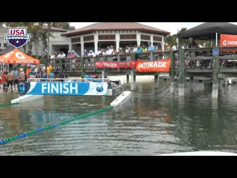 2015 Men's 10k USA Swimming National Open Water Championships   Last 20 minutes