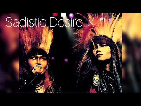 X-Sadistic Desire 【VANISHING VISION】
