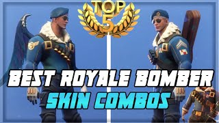 TOP 5 BESTE Royale Bomber Skin Combos (Fortnite Battle Royale)