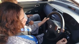 Car Driving Skills | Learn Driving Quickly | Best Instructor | Azad Driving School