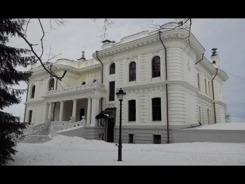 Экскурсия по Дому-музею Асеева