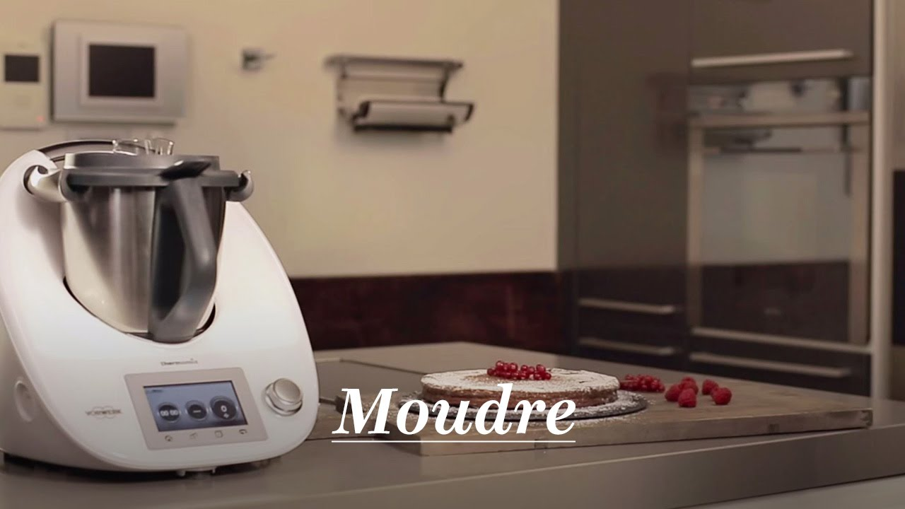 comment moudre thermomix tm5 fr youtube. Black Bedroom Furniture Sets. Home Design Ideas