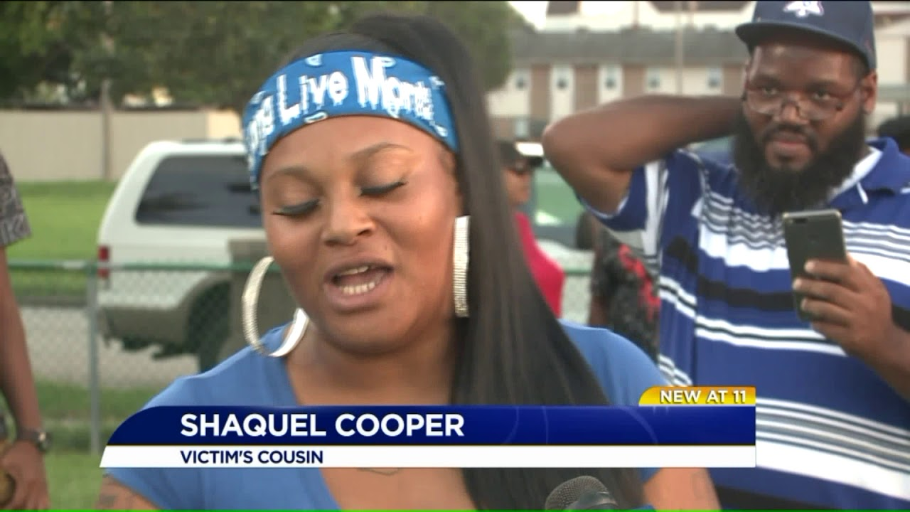 Community holds vigil for 15-year-old who died from gun shots...
