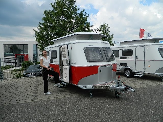 Hymer Eriba TOURING ROCKABILLY - Caravan review