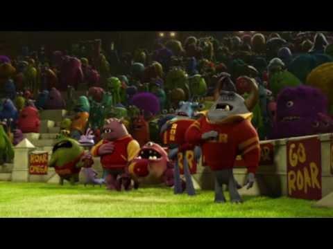 Monsters University Soundtrack - Monsters University (Hymn)