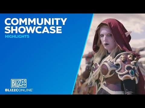 BlizzConline 2021 - Best of the Community Showcase - Blizzard Entertainment