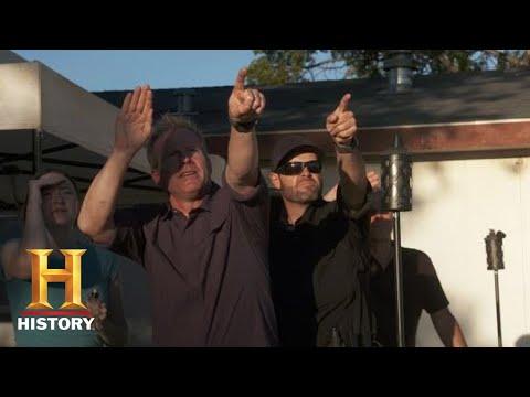 The Secret Of Skinwalker Ranch: REAL UFO CAUGHT ON CAMERA At Alien Hotspot (Season 1) | History