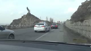 Երևանում 48 վարորդներից  30 ը, իսկ մարզերում՝ 55 վարորդներից 49 ը մեքենան վարել են անսթափ վիճակում