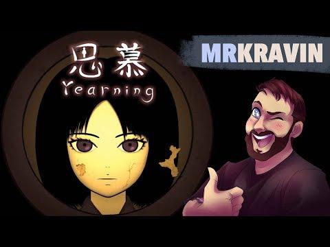 YEARNING - CREEPY JAPANESE HORROR GAME [Full Playthrough, PATRON PICK]