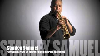 You Were Always On My Mind | Willie Nelson | Saxophone Cover | Stanley Samuel | Singapore