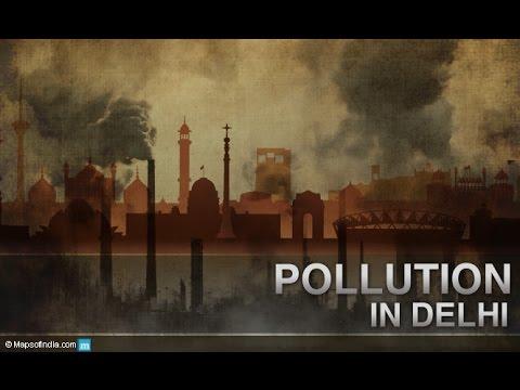 Big Picture Odd Even Scheme Delhi India