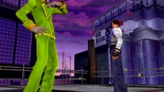 The King of Fighters: Maximum Impact (PlayStation 2) Story as Kyo