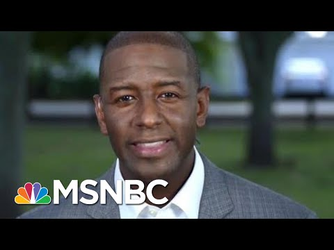 Full Gillum: Idea I Accepted A Gift With 'Hamilton' Tickets 'Never Came To Me' | MTP Daily | MSNBC