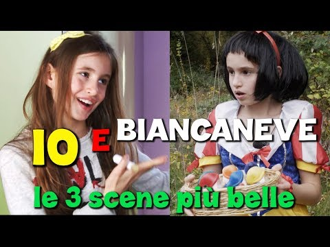 IO vs BIANCANEVE - by Charlotte M.