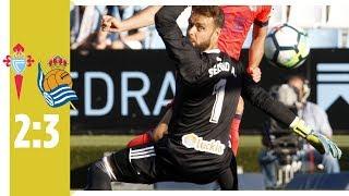 Celta Vigo – Real Sociedad 2:3 / Foulelfmeter entscheidet Spiel