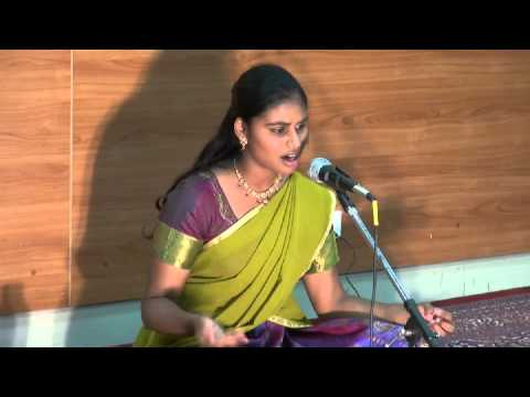 Venkatachala Nilayam... (Sindhu Bhairavi, Adi, Purandaradasa) by Divya Mohanasundaram