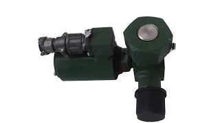 Elektro-pnevmatik klapan AE-011