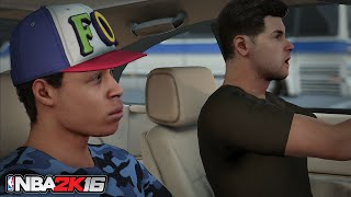 NBA 2K16 My Career - HE GOT BARS!! (Ep. 10)