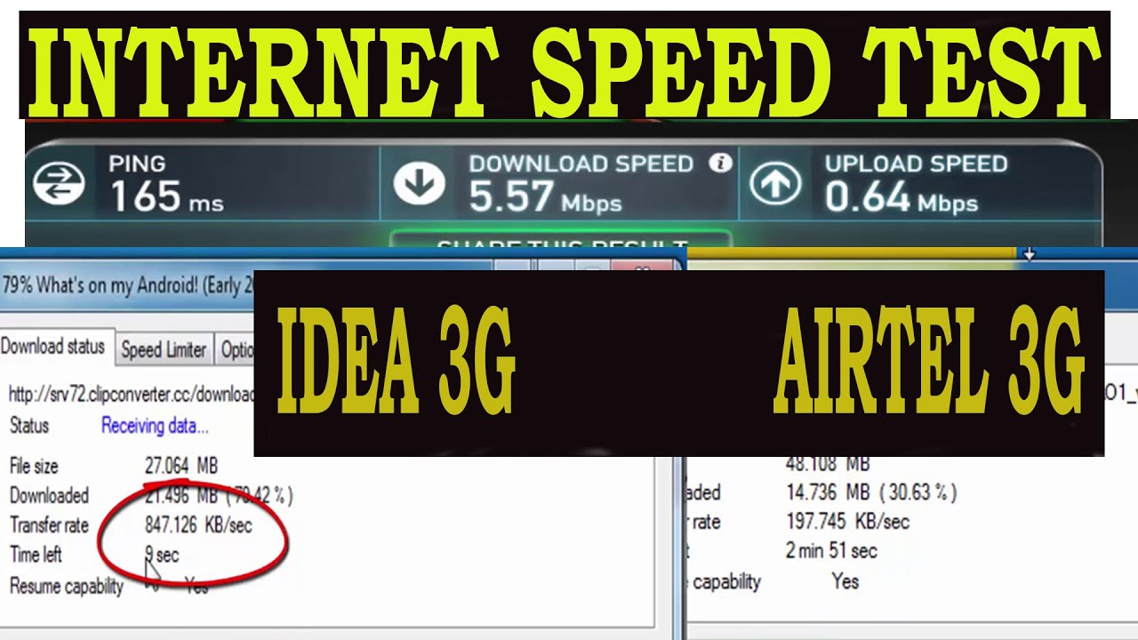 how to start internet on airtel