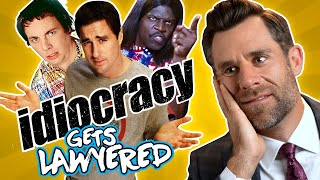 Real Lawyer Reacts to Idiocracy (The Movie)