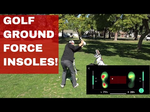 Ground Pressure INSOLES TRAINING AID? DO THEY WORK? BE BETTER GOLF