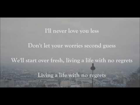 Magic - No Regrets (Lyrics)