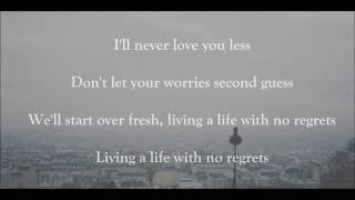Magic - No Regrets (Lyrics)