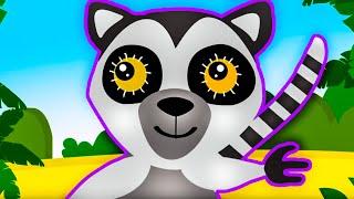 Dziecięce Przeboje - Lemur (oficjalny teledysk)