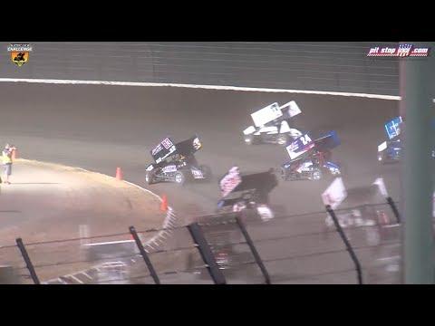 Sprint Car Challenge Tour Highlights - Calistoga (6/24/17)