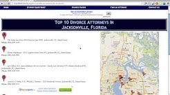 Divorce Lawyers in Jacksonville