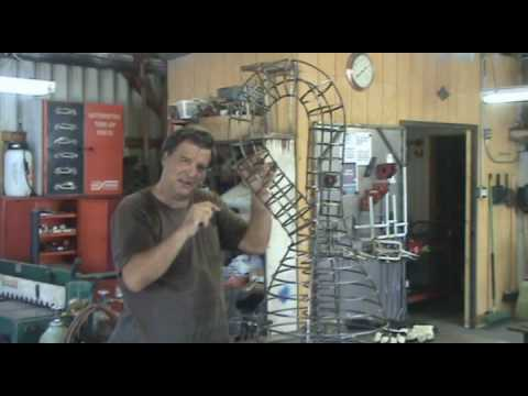 Finessing a Sculpture - Kevin Caron