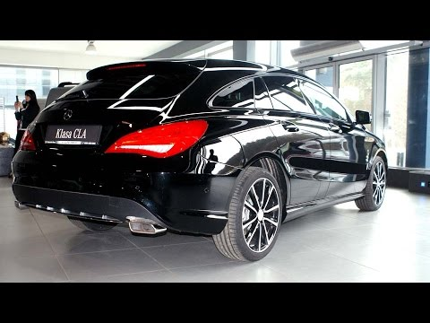 mercedes benz cla shooting brake youtube. Black Bedroom Furniture Sets. Home Design Ideas