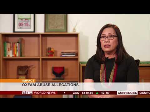 Oxfam admits sex abuse cases in Asia - BBC News
