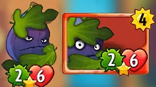 Plants vs Zombies Heroes - Transfiguration Gameplay (Old Stats)