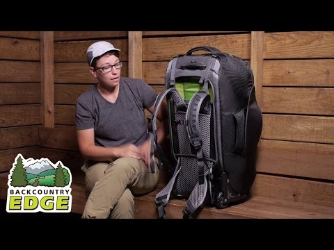 Osprey Sojourn 80 Wheeled Convertible Travel Pack