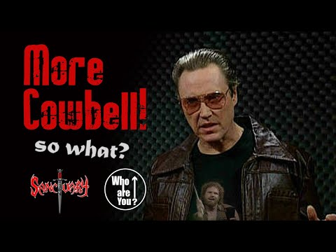 """""""More Cowbell!""""  So What?  w/Chris Dorman and Don Waite."""