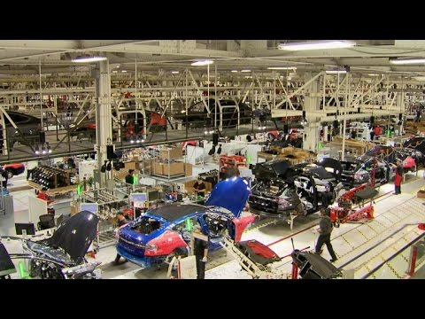 Tesla's production growing at expense of worker safety?